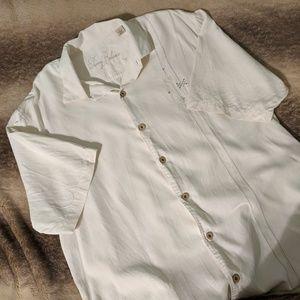 Tommy Bahama Gin and Atomic Camp Shirt
